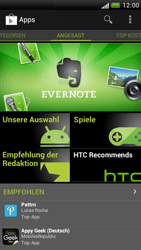 HTC Z520e One S - Apps - Herunterladen - Schritt 4
