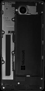 Microsoft Lumia 650 - SIM-Karte - Einlegen - Schritt 6