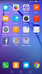 Honor 6A - E-mails - Ajouter ou modifier votre compte Yahoo - Étape 3