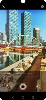 Huawei P Smart (2019) - Photos, vidéos, musique - Créer une vidéo - Étape 8