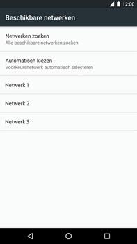 Huawei Google Nexus 6P - Netwerk - Handmatig netwerk selecteren - Stap 11