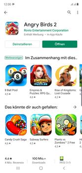 Samsung Galaxy Note 10 - Apps - Installieren von Apps - Schritt 18
