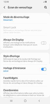 Samsung Galaxy S9 Android Pie - Sécurité - activéz le code PIN de l'appareil - Étape 5