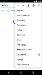 LG Nexus 5X - Android Oreo - Internet - Internet browsing - Step 8