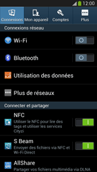 Samsung Galaxy S 4 Active - Internet et roaming de données - Comment vérifier que la connexion des données est activée - Étape 4