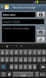 Samsung I8190 Galaxy S III Mini - MMS - envoi d'images - Étape 9