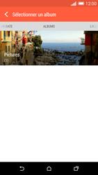 HTC One M8 - MMS - envoi d'images - Étape 15