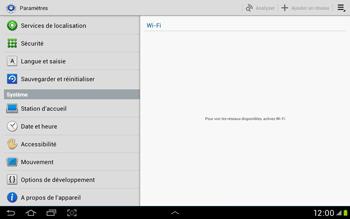 Samsung Galaxy Tab 2 10.1 - Logiciels - Installation de mises à jour - Étape 5