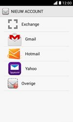 Huawei Ascend Y330 - E-mail - Handmatig instellen - Stap 5