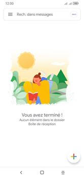 Alcatel 1S (2020) - E-mails - Ajouter ou modifier votre compte Yahoo - Étape 14