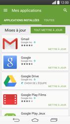 LG G3 - Applications - Comment vérifier les mises à jour des applications - Étape 6