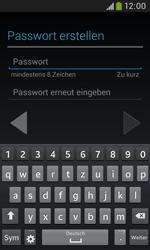 Samsung I9060 Galaxy Grand Neo - Apps - Konto anlegen und einrichten - Schritt 11