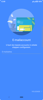 Sony xperia-10-I4113 - E-mail - Account instellen (POP3 zonder SMTP-verificatie) - Stap 6