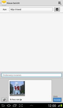Samsung P3100 Galaxy Tab 2 7-0 - MMS - afbeeldingen verzenden - Stap 13