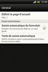 HTC A320e Desire C - Internet - configuration manuelle - Étape 20