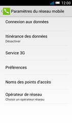 Alcatel Pop C7 - MMS - configuration manuelle - Étape 7