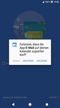Sony Xperia XZ2 Premium - E-Mail - Konto einrichten (outlook) - Schritt 11
