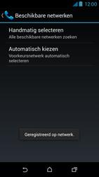 HTC Desire 310 - netwerk en bereik - gebruik in binnen- en buitenland - stap 12
