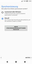 Sony Xperia XZ2 Compact - E-Mail - Konto einrichten - Schritt 19