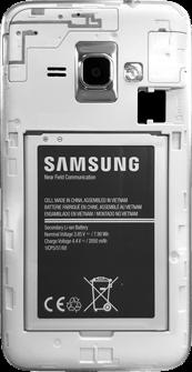 Samsung Galaxy J1 (2016) - SIM-Karte - Einlegen - 6 / 8