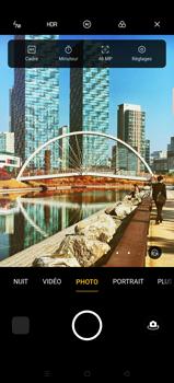 Oppo Find X2 Pro - Photos, vidéos, musique - Prendre une photo - Étape 6