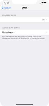 Apple iPhone XR - E-Mail - Konto einrichten - 19 / 30