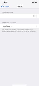 Apple iPhone XR - E-Mail - Konto einrichten - 19 / 30