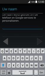 Samsung G388F Galaxy Xcover 3 - Applicaties - Account instellen - Stap 6