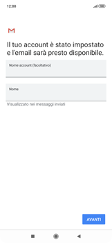 Xiaomi RedMi Note 7 - E-mail - 032c. Email wizard - Outlook - Fase 11
