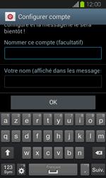 Samsung Galaxy Express - E-mail - Configuration manuelle - Étape 18