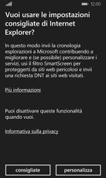 Nokia Lumia 635 - Internet e roaming dati - Uso di Internet - Fase 4