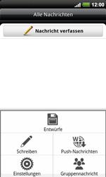 HTC A9191 Desire HD - SMS - Manuelle Konfiguration - Schritt 5