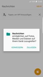 Samsung G925F Galaxy S6 edge - Android M - MMS - Erstellen und senden - Schritt 7