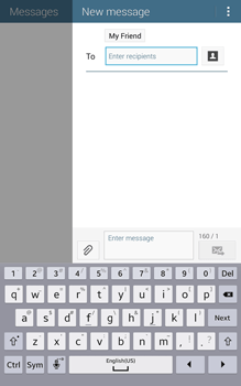 Samsung T335 Galaxy Tab 4 8-0 - MMS - Sending pictures - Step 8