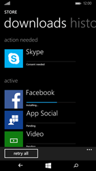Microsoft Lumia 535 - Applications - How to check for app-updates - Step 6
