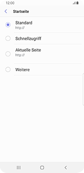 Samsung Galaxy S9 - Android Pie - Internet - Manuelle Konfiguration - Schritt 28