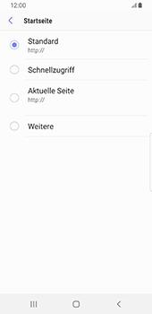 Samsung Galaxy S9 - Internet - Manuelle Konfiguration - 27 / 39