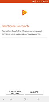 Samsung Galaxy J6 Plus - Photos, vidéos, musique - Ecouter de la musique - Étape 4