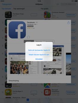 Apple iPad Mini 4 - Applicaties - Account aanmaken - Stap 7
