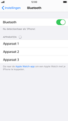 Apple iPhone 7 - iOS 13 - bluetooth - aanzetten - stap 5