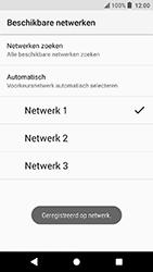 Sony Xperia X Compact - Android Oreo - Netwerk - gebruik in het buitenland - Stap 14