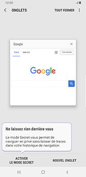 Samsung Galaxy Note9 - Android Pie - Internet et roaming de données - Navigation sur Internet - Étape 15