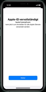 Apple iPhone XS - iOS 13 - Apps - Einrichten des App Stores - Schritt 22