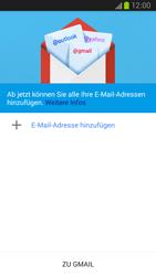 Samsung I9300 Galaxy S III - E-Mail - Konto einrichten (gmail) - Schritt 6