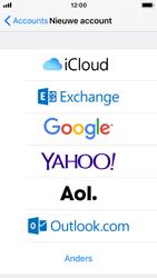 Apple iPhone SE - iOS 11 - E-mail - handmatig instellen (gmail) - Stap 5