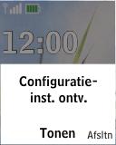 Nokia C1-01 - MMS - automatisch instellen - Stap 5