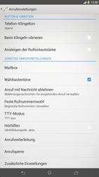 Sony Xperia Z Ultra LTE - Anrufe - Rufumleitungen setzen und löschen - Schritt 5
