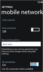 Nokia Lumia 710 - Internet - Manual configuration - Step 5