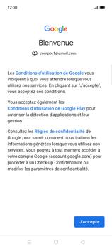 Oppo Find X2 Lite - E-mails - Ajouter ou modifier votre compte Gmail - Étape 10