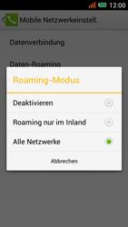 Alcatel One Touch Idol Mini - Internet und Datenroaming - Deaktivieren von Datenroaming - Schritt 7